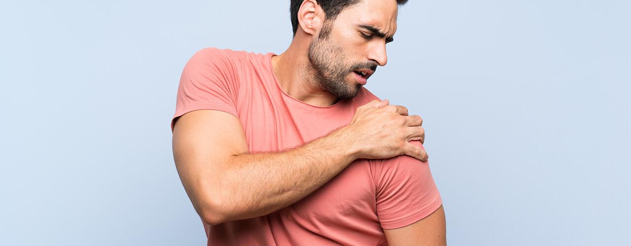 Shoulder Pain Relief Waco, TX